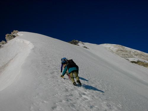 Brunneghorn Ostgrat